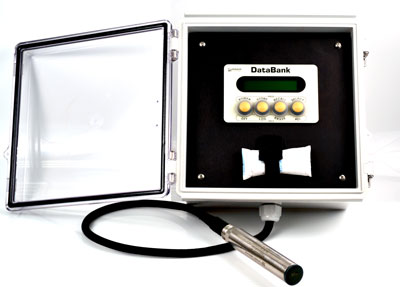 DataBank datalogger - For use with Cyclops-7 sensors